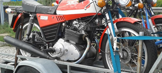 Bikes and spares