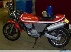 Ducati supermono 650