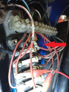 Bad junction box
